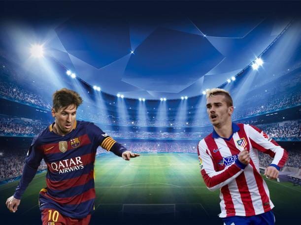 ¡Sobresaliente! Barcelona remonta y derrota al Atlético de Madrid