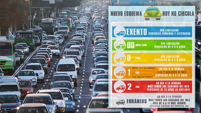 Descartan aplicar 'Hoy No Circula' en Guadalajara