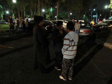 Tras sismo, descartan daños en Ciudad de México y Oaxaca