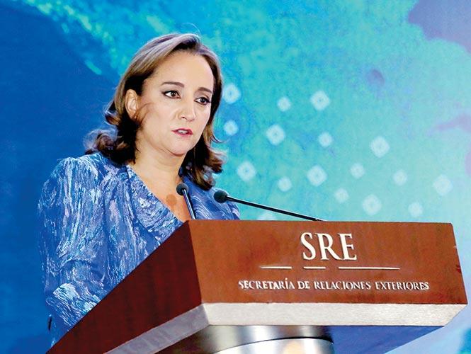 Principios de política exterior mexicana deben evolucionar: SRE