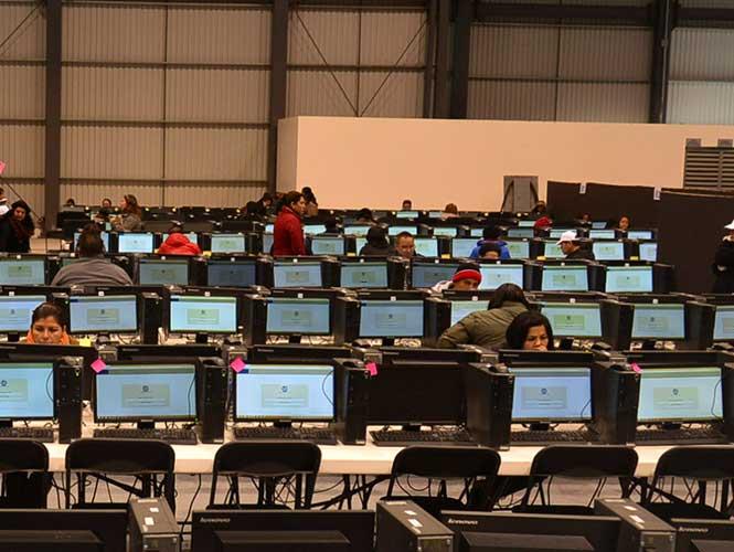 SEP inicia evaluaciones con participación del 82.2 por ciento