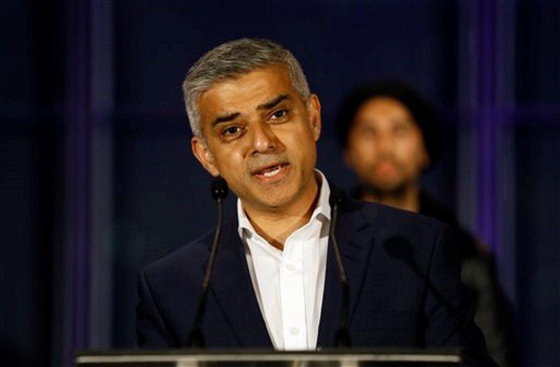 Un musulmán, cerca de gobernar Londres