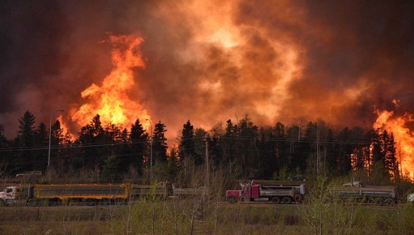 Canadá tardará meses en controlar devastador incendio