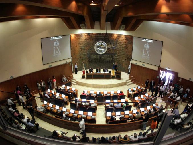 Diputados jaliscienses discutirán autonomía del Poder Judicial