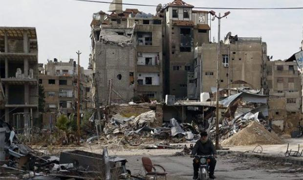 La guerra siria ha causado 282 mil muertes desde 2011