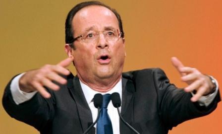 Hollande se