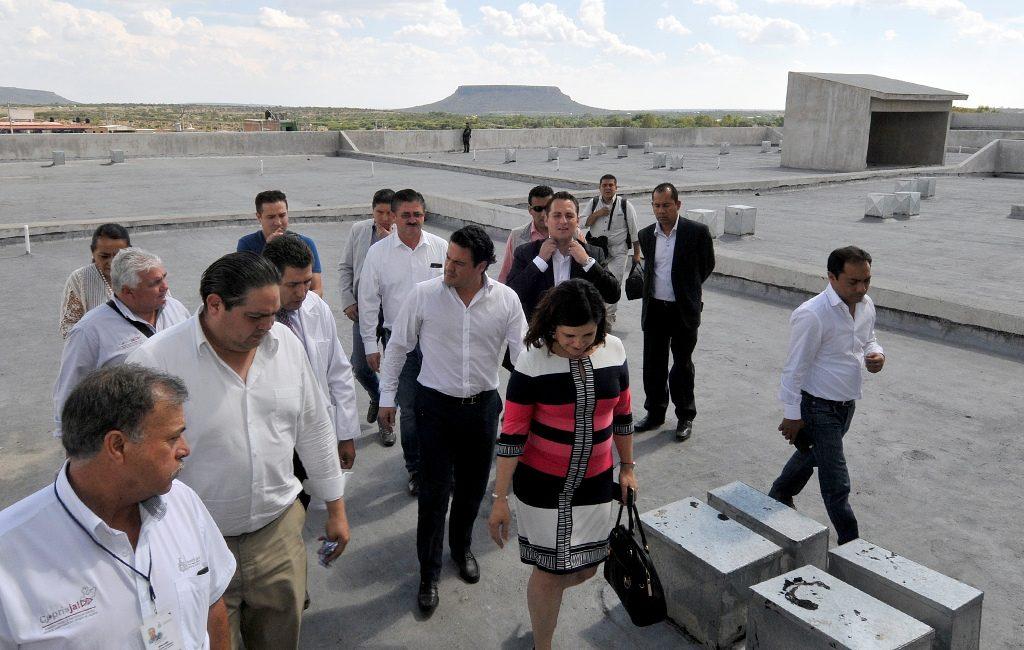 Concretarán construcción del Hospital Regional de Lagos de Moreno