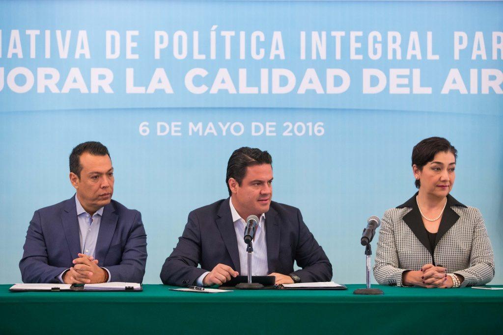 Apuesta Gobierno de Jalisco por iniciativa integral de aire limpio