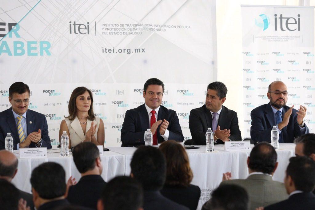 Se suma Jalisco a la Plataforma Nacional de Transparencia