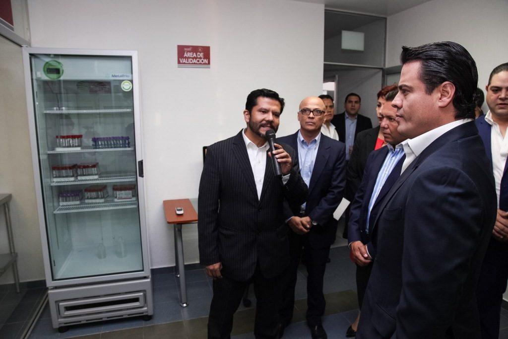 Concreta Jalisco Laboratorio de Trasplantes, único en su tipo en México