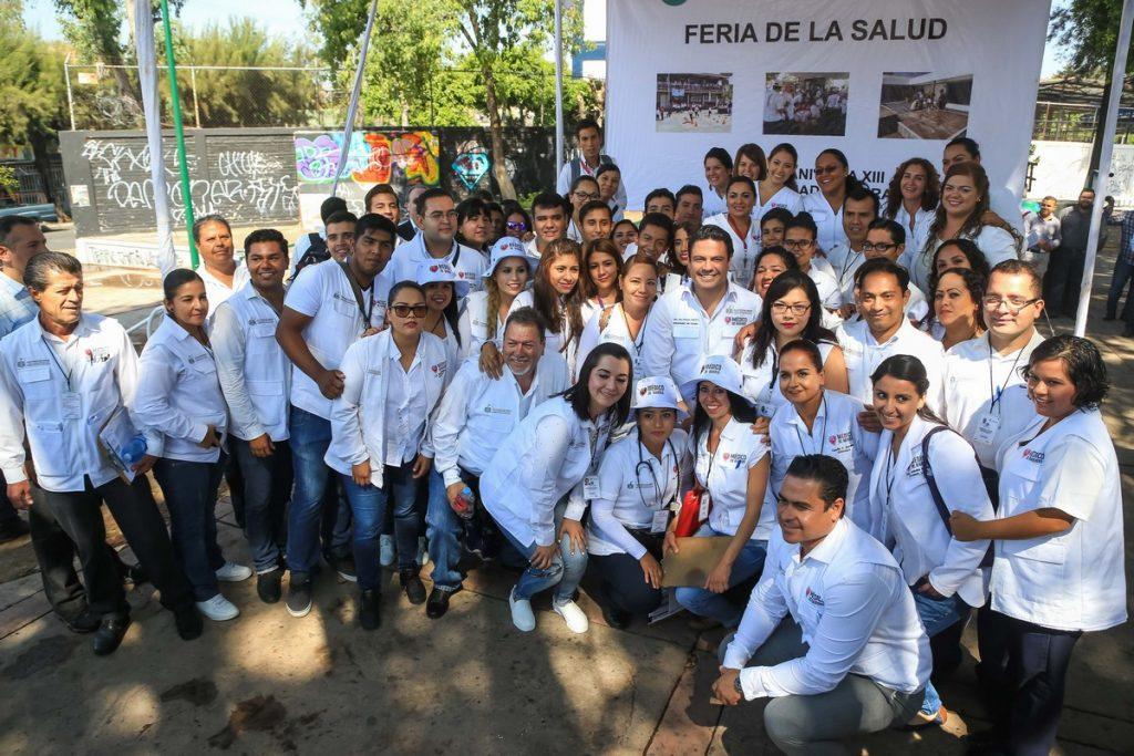 Arranca Gobierno del Estado programa Médico de Barrio