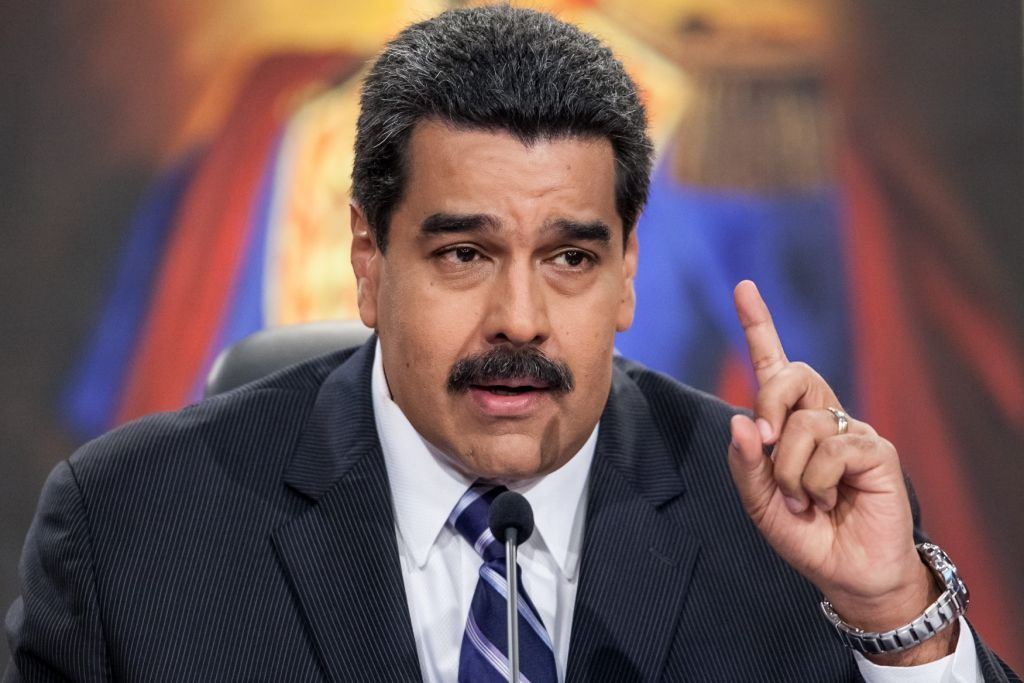 Maduro aumenta 30% el salario mínimo en Venezuela