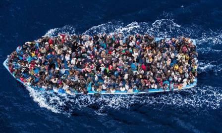 Más de 700 refugiados habrían muerto en el Mediterráneo: ACNUR