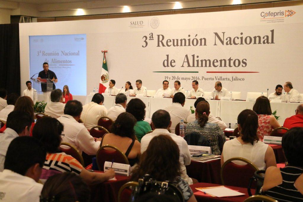 Inicia la 3a Reunión Nacional de Alimentos en PV
