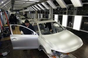 San Luis Potosí trabaja su propio boom automotriz