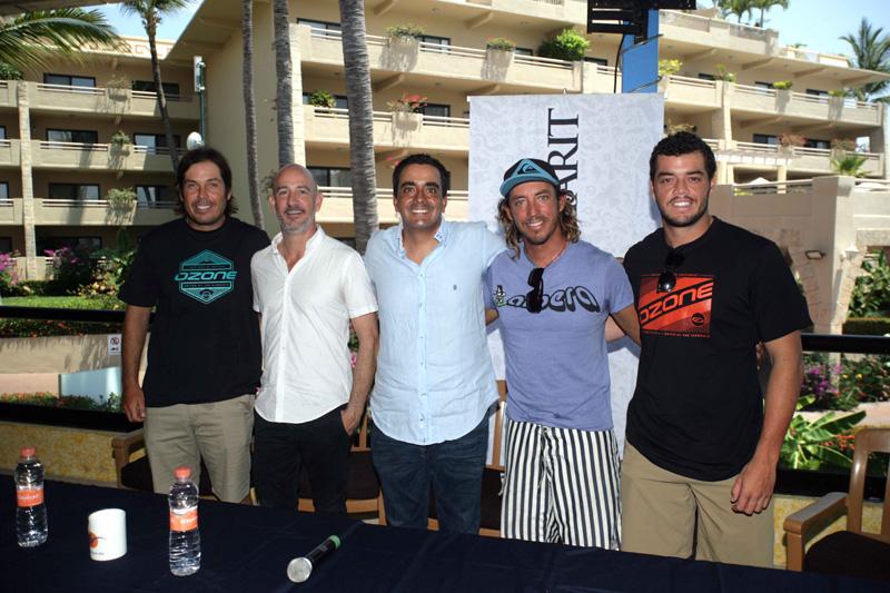"""Presentan """"Festival del Viento 2016"""", el torneo de Kiteboarding más grande del continente"""