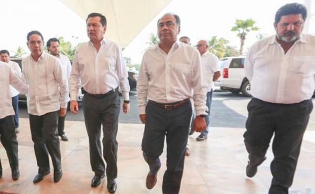 SEGOB y empresarios se reúnen en Acapulco
