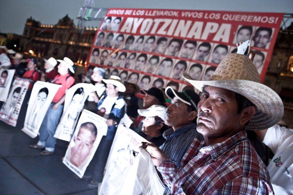 Identifica FGR restos de uno de los 43 normalistas de Ayotzinapa