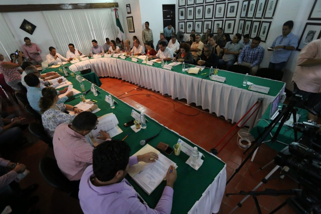 Va Ayuntamiento por municipalización del Seapal