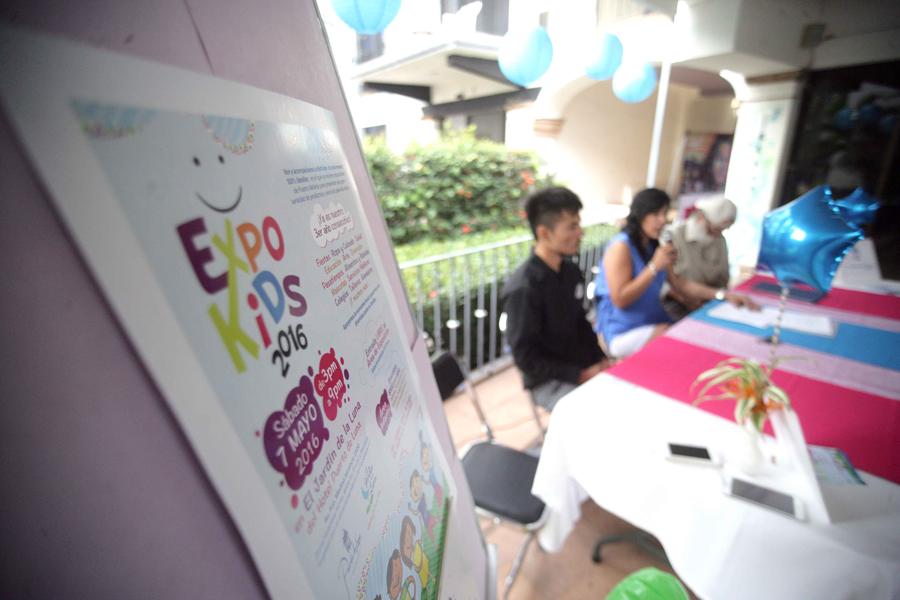 El 7 de mayo será sábado de Expo Kids 2016, la fiesta infantil más divertida