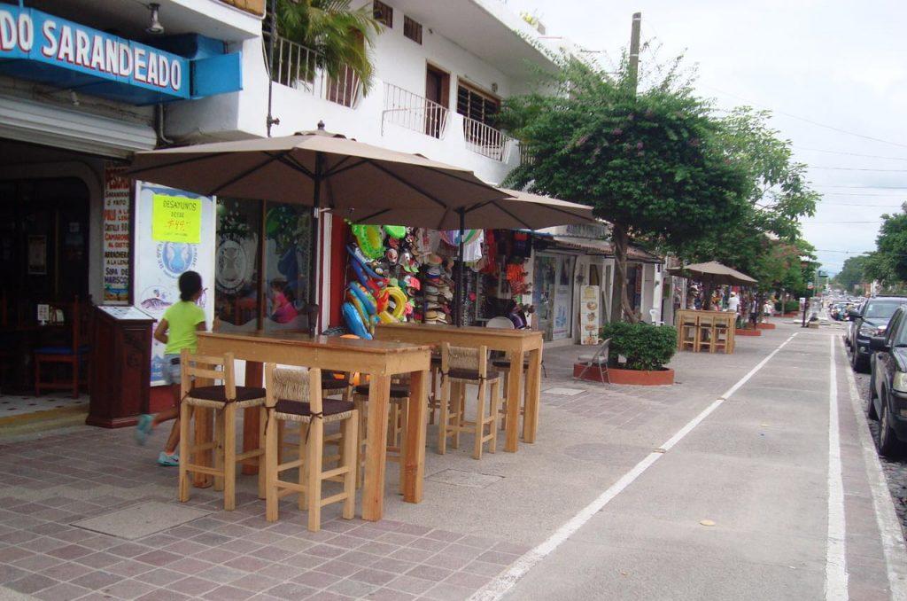 Se inicia plan piloto con restaurantes de la Avenida México