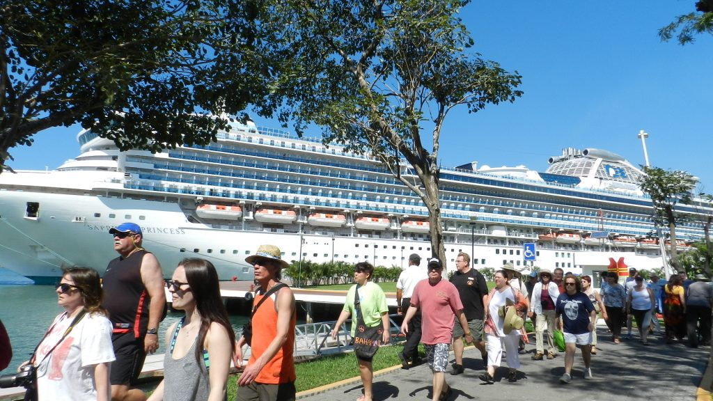 Regresan cruceros el 25 de agosto; llegará uno cada semana