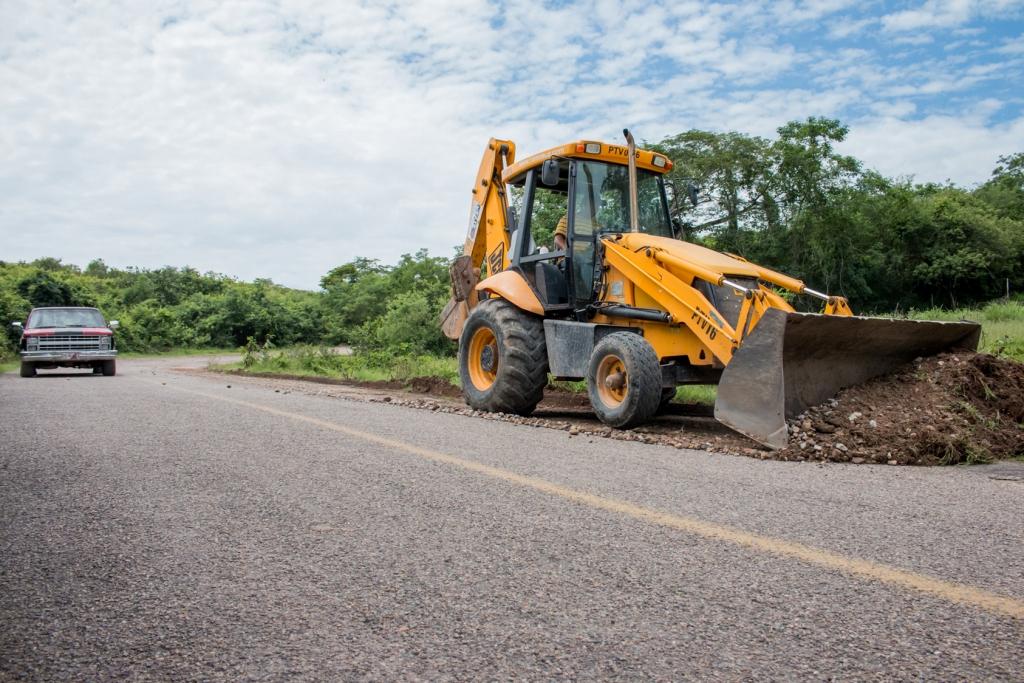 Inician las obras de rehabilitación del camino Las Palmas - Tebelchia