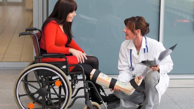 Atención de discapacitados crece 11%