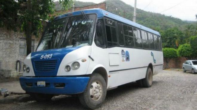 Semov revisa transporte público de Vallarta