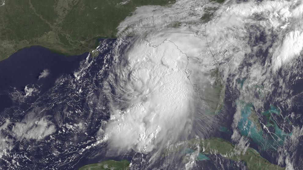 Pronostican cuatro grandes huracanes en el Atlántico y 16 tormentas tropicales