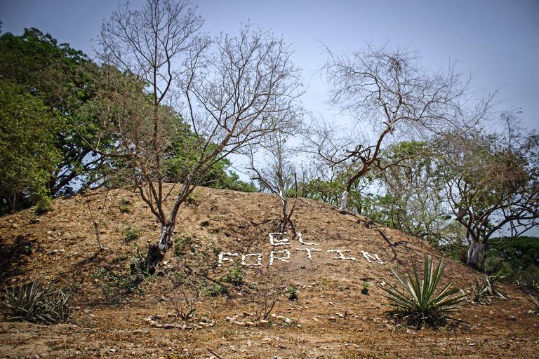 """Ruinas arqueológicas de Ixtapa serían """"rescatadas"""""""