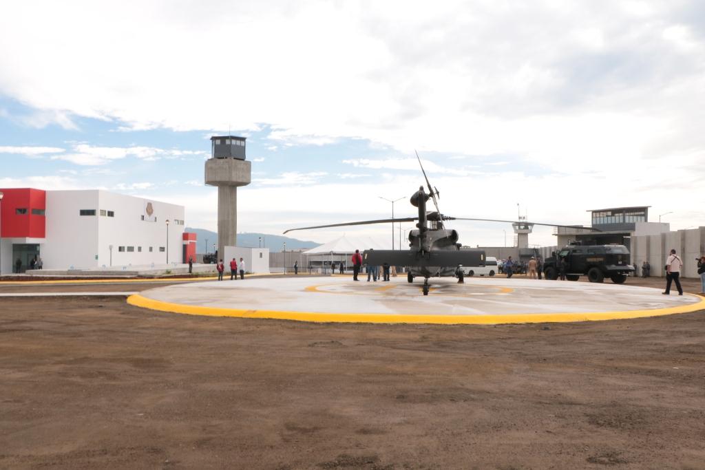 Dotan de infraestructura a Fuerza Única en la Región Sur