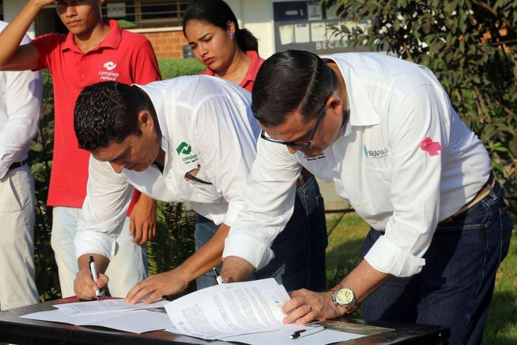 Fortalecerá Seapal la formación de estudiantes de bachillerato