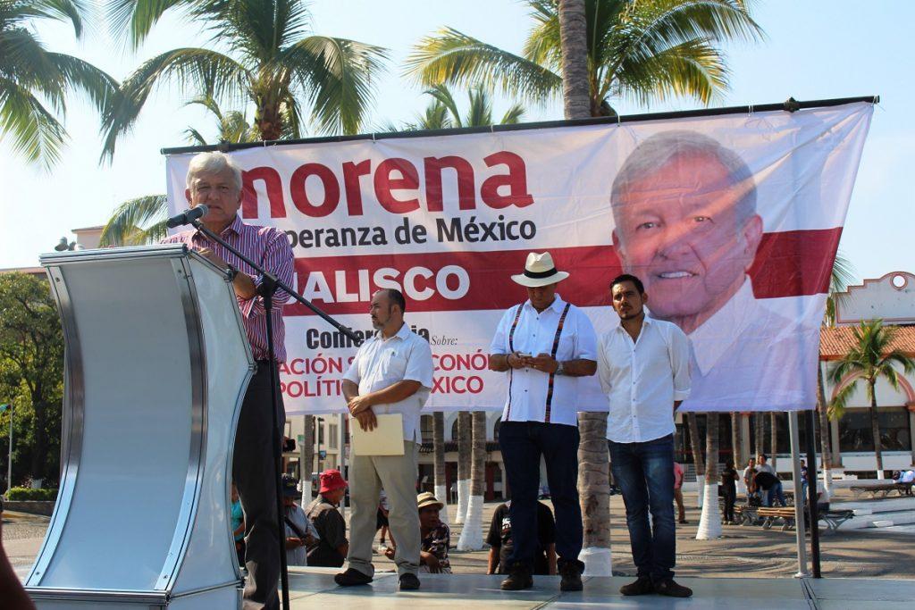 Roban 500 mil mdp a México, el PRI, el PAN y el PRD: AMLO