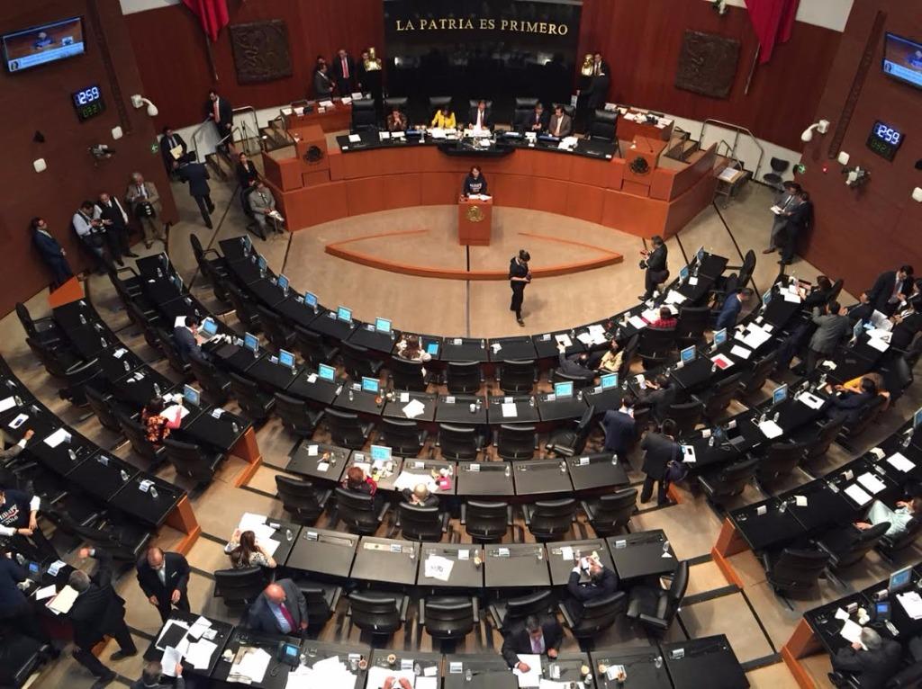 Entre reclamos a Morena, aprueba Senado desaparición de 109 fideicomisos