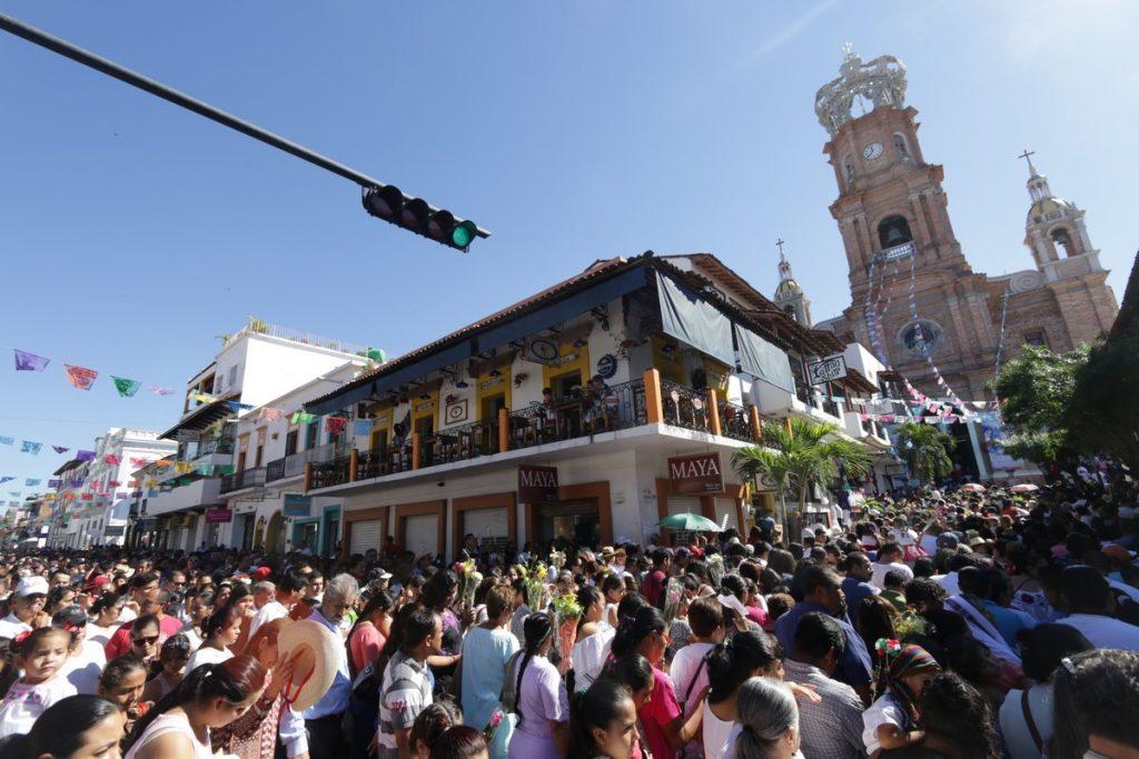 Se alista la parroquia de Guadalupe para recibir a más de 180 mil peregrinos