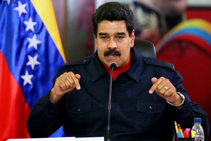 """Maduro ofrece a México proveerlo de gas """"de forma segura"""""""
