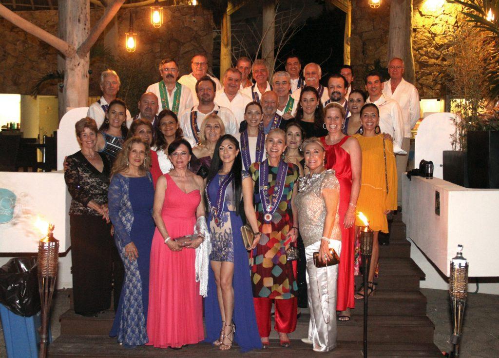 Cierra año la Chaine des Rottiseurs con cena maridaje en Mantamar