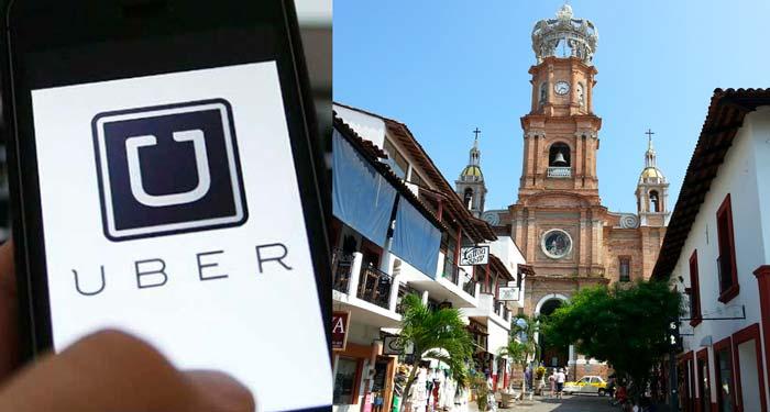 Luego de una larga espera, Uber por fin es legal en Puerto Vallarta