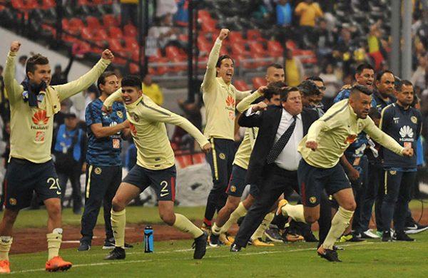 América-Guadalajara en cuartos de final de la eLiga MX