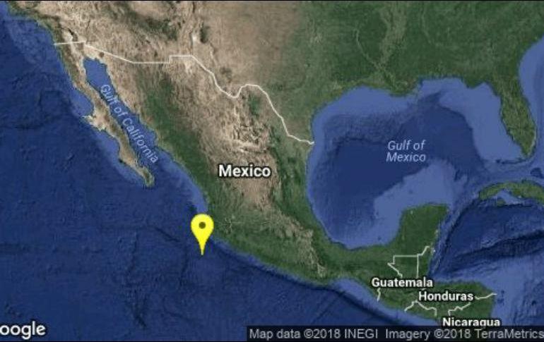 Sismo registrado a principios de julio en Vallarta fue el de mayor intensidad ese mes