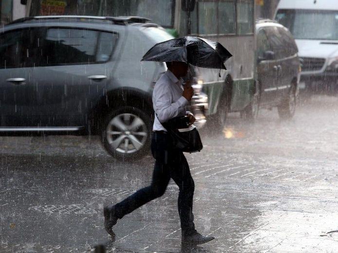 Prevén inicio del temporal de lluvias entre el 9 y 15 de junio