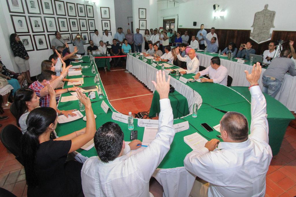 Solicitará Ayuntamiento préstamo hasta por 150 MDP y la restructuración deuda por 281 MDP