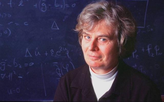 Karen Uhlenbeck, la primera mujer en ganar el 'Nobel' de matemáticas