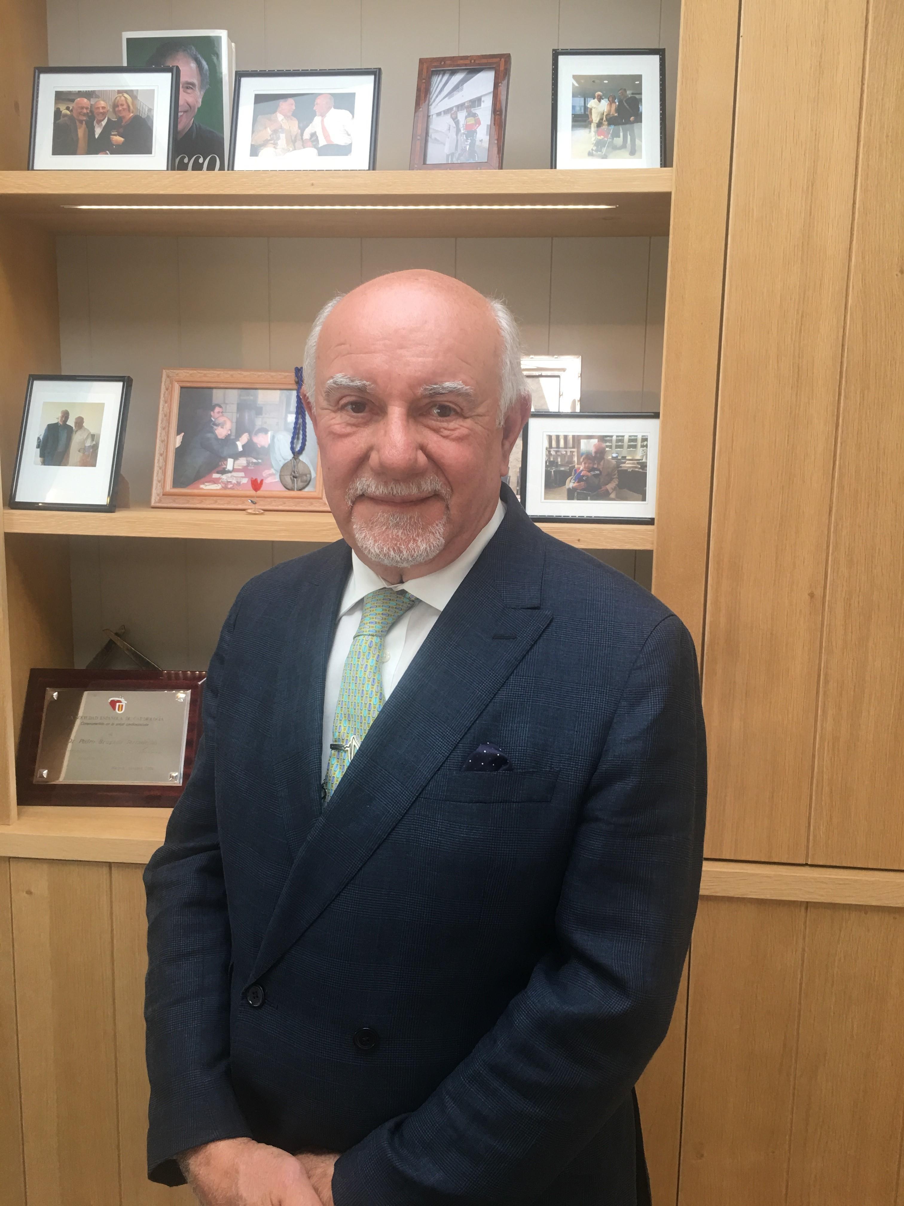 El Dr. Pedro Brugada recibe el Gran Premio Científico del Instituto de Francia
