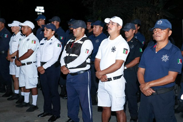 Remonta Puerto Vallarta once posiciones en materia de seguridad