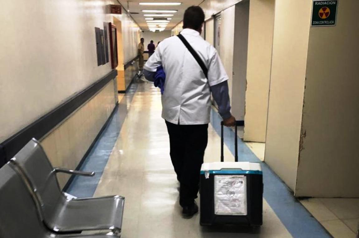 Consigue Hospital General del IMSS Jalisco primera donación de corazón