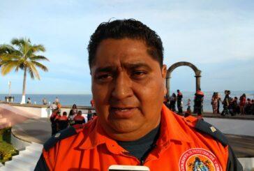 """""""Ser bombero es poder ofrecer tranquilidad a los vallartenses"""": Eliseo Soriano"""