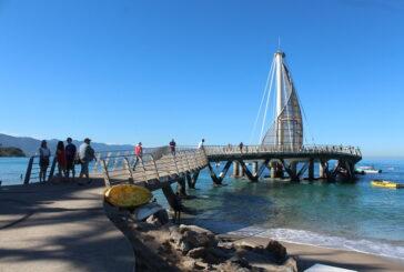 Sin fecha aún para rehabilitación del muelle de la Playa Los Muertos