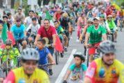Une la '5ª Rodada Ciclista' a las familias vallartenses